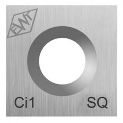 Plaquita recambio MD cuadrada Ci1-Sq Code 1500