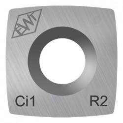 Plaquita recambio metal duro Ci1-R2 Code 1600